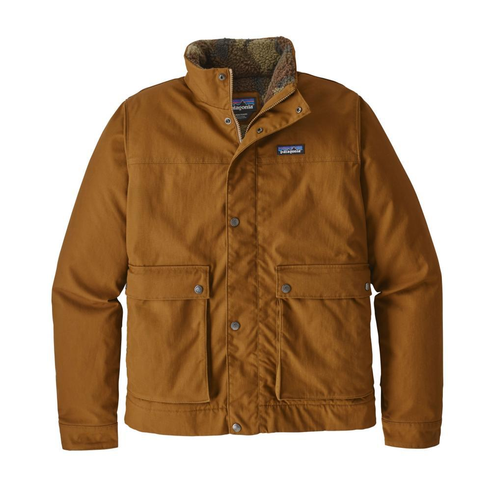 Patagonia Men's Maple Grove Canvas Jacket BENB_BRWN