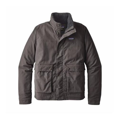 Patagonia Men's Maple Grove Canvas Jacket Fge_grey