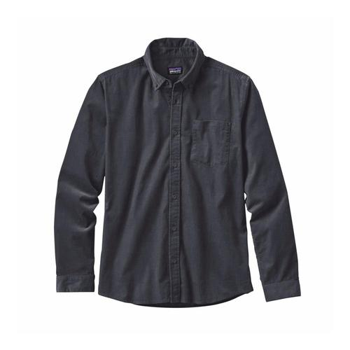 Patagonia Men's Long-Sleeved Bluffside Cord Shirt