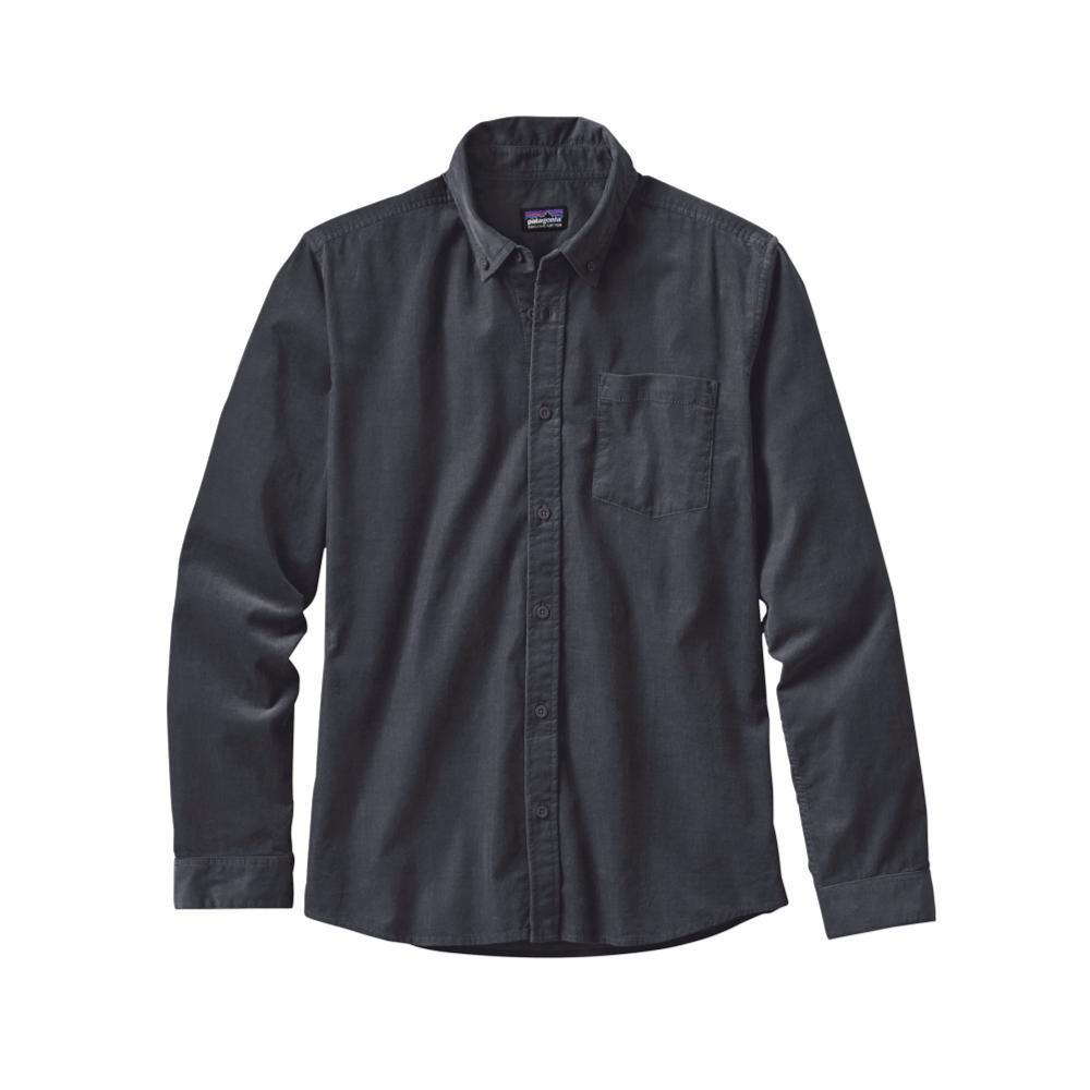 Patagonia Men's Long-Sleeved Bluffside Cord Shirt FGE_GREY