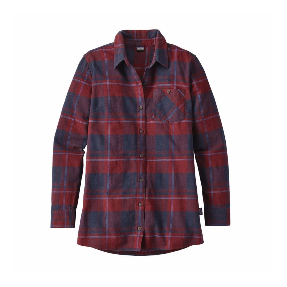 Patagonia Women's Aspen Forest Tunic WWDF_RED