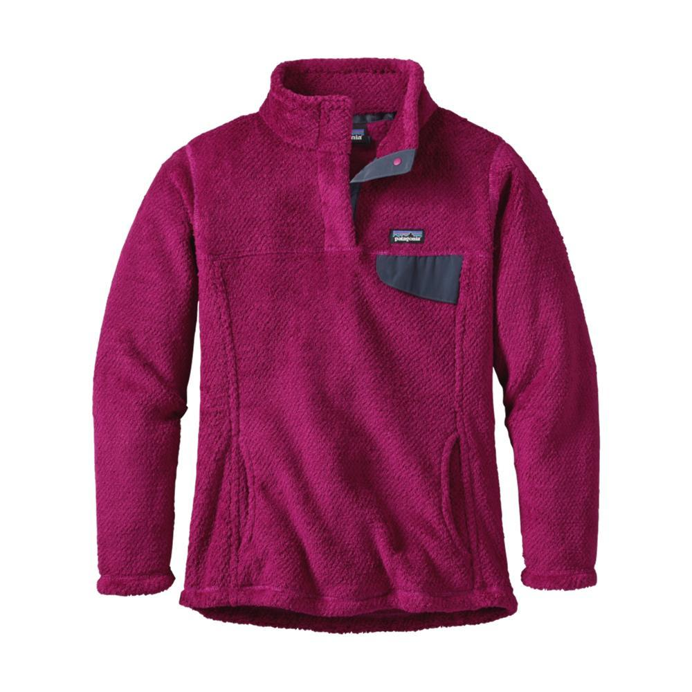 Patagonia Girls Re-Tool Snap-T Pullover MGNTAMGTX