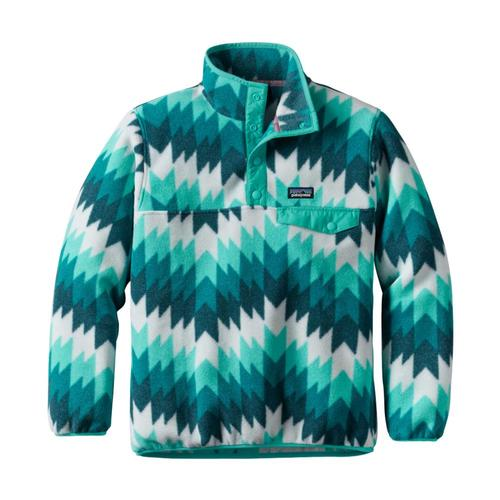 Patagonia Girls Synchilla Snap-T Pullover