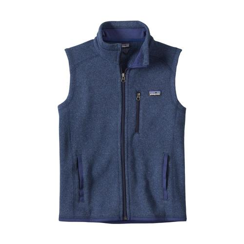 Patagonia Boys Better Sweater Fleece Vest