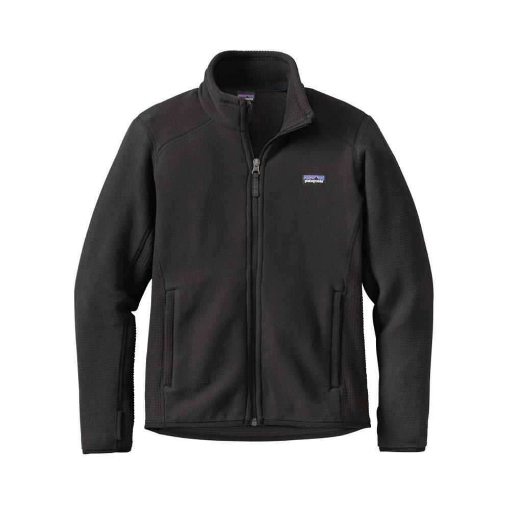Patagonia Boys Radiant Flux Fleece Jacket BLACKBLK