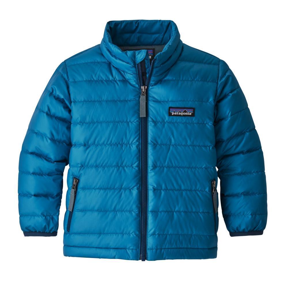 Patagonia Baby Down Sweater BLUE_BALB
