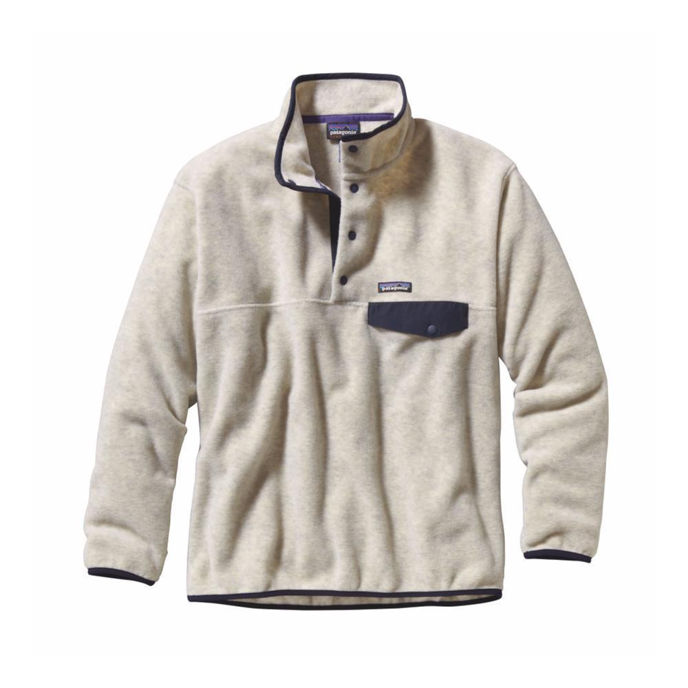 Patagonia Men's Synchilla Snap-T Fleece Pullover OAT_OATMEALHTHR