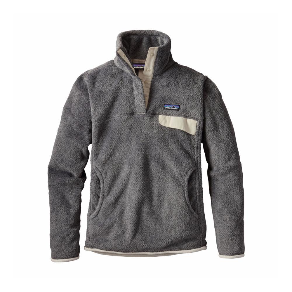 Patagonia Women's Re-Tool Snap-T Fleece Pullover FIKX_BLK
