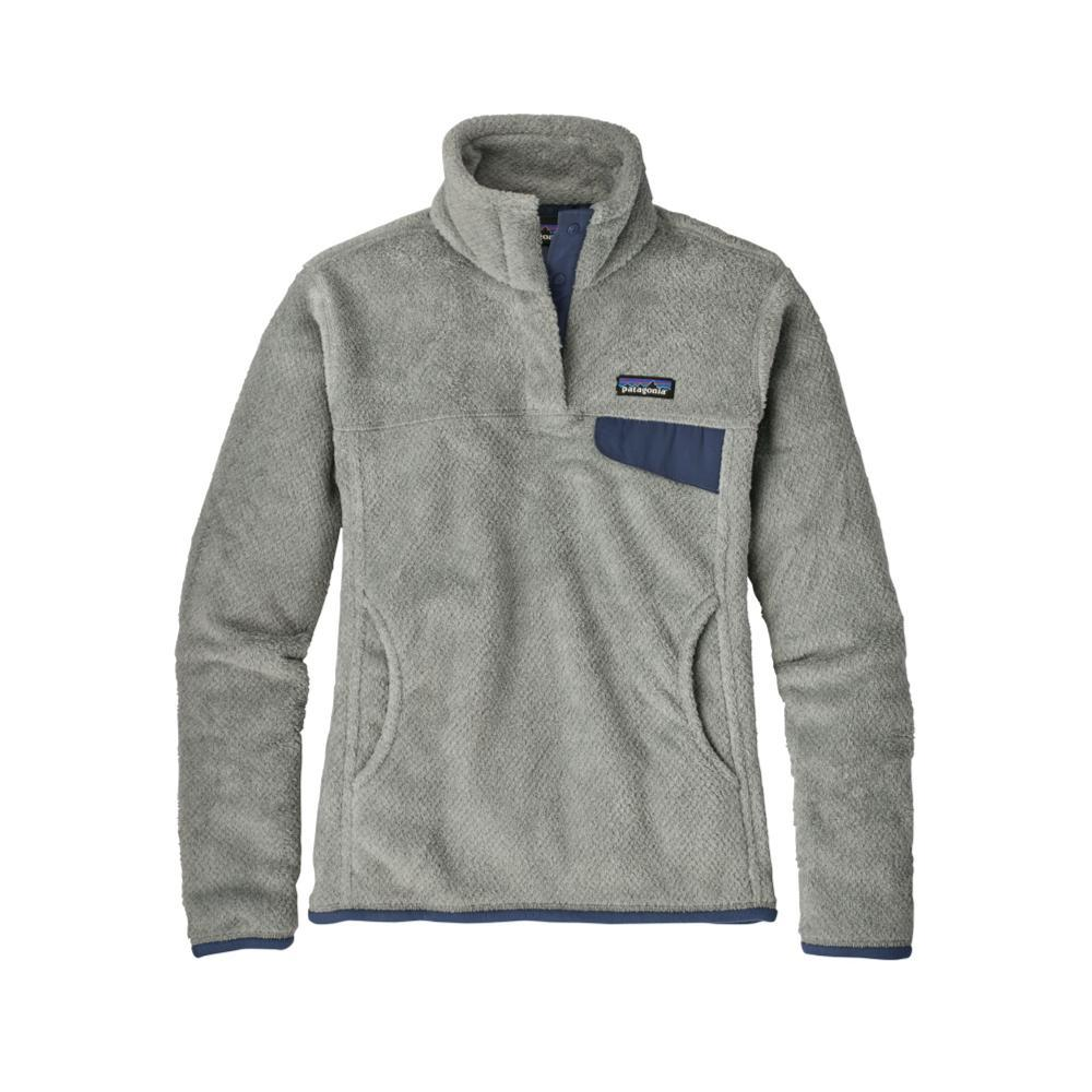 Patagonia Women's Re-Tool Snap-T Fleece Pullover TADX_GREY
