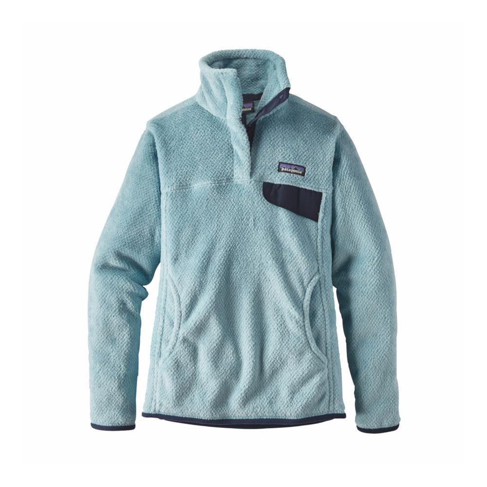 Patagonia Women's Re-Tool Snap-T Fleece Pullover TUBX_BLUE