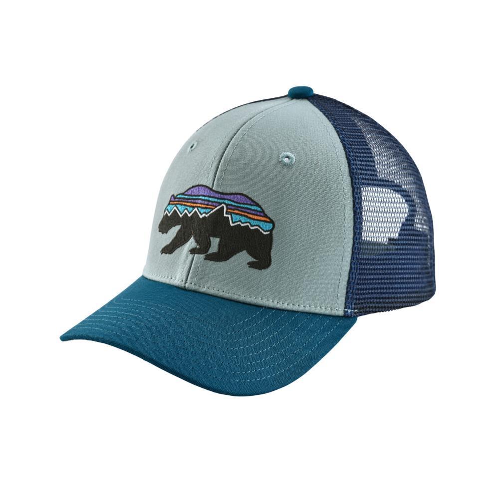 Patagonia Kids Trucker Hat BLUE_FRCA