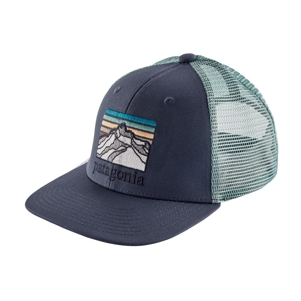 Patagonia Kids Trucker Hat BLUE_LRDO