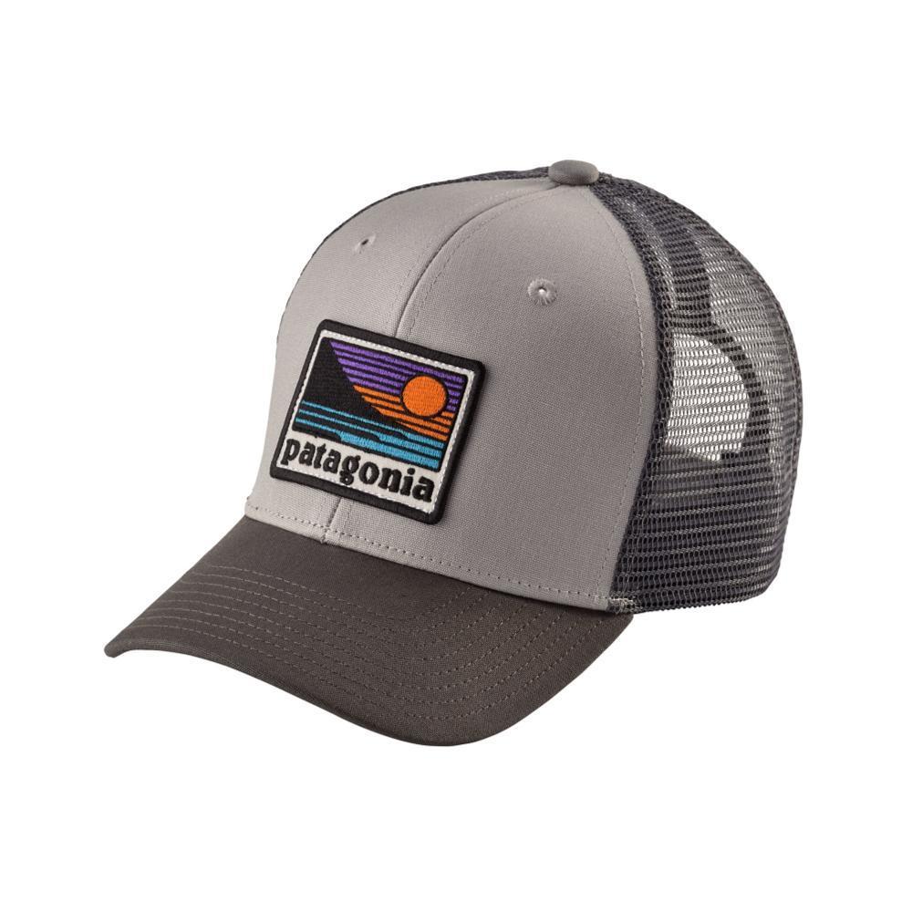 Patagonia Kids Trucker Hat GREYUODF