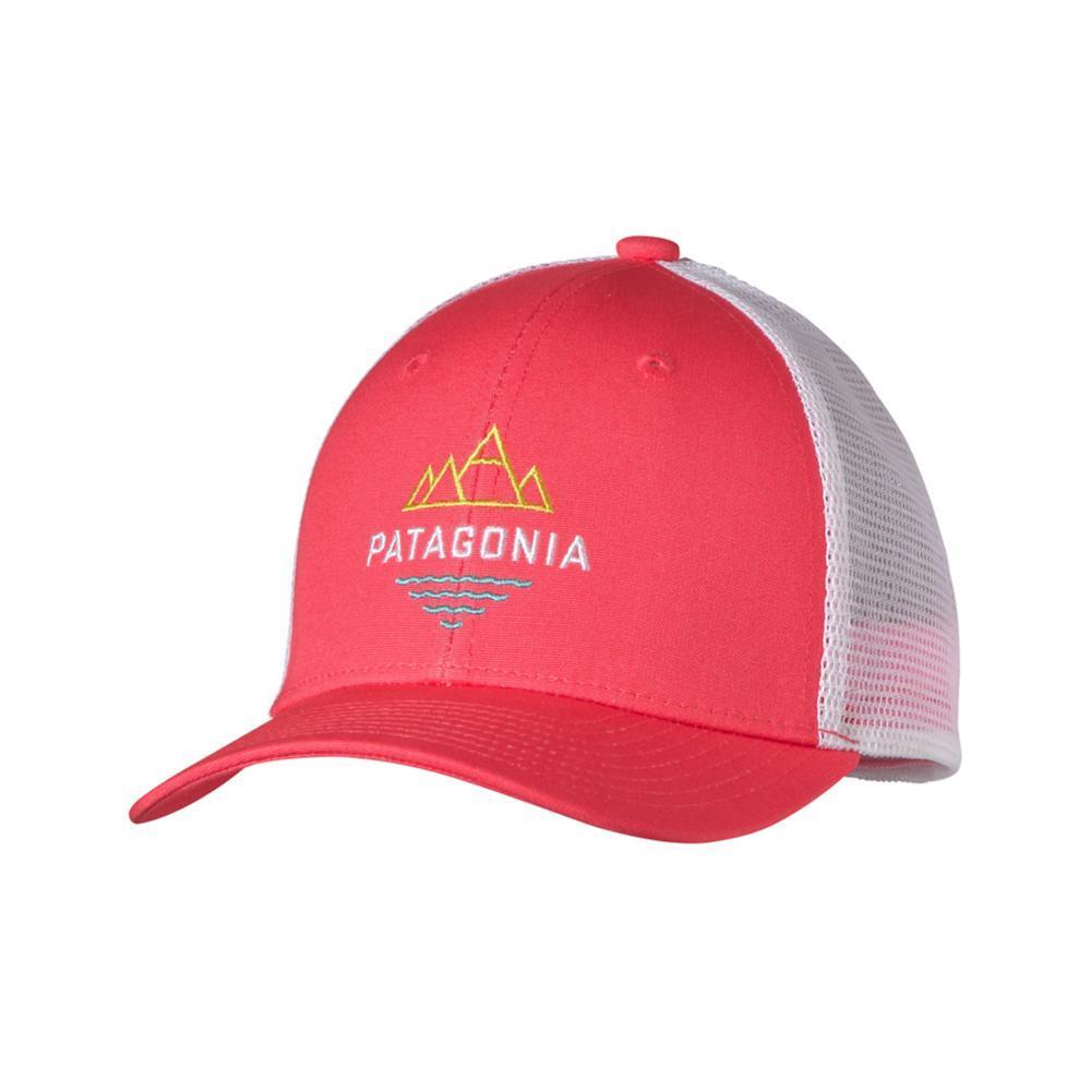 Patagonia Kids Trucker Hat PINK_PDSP