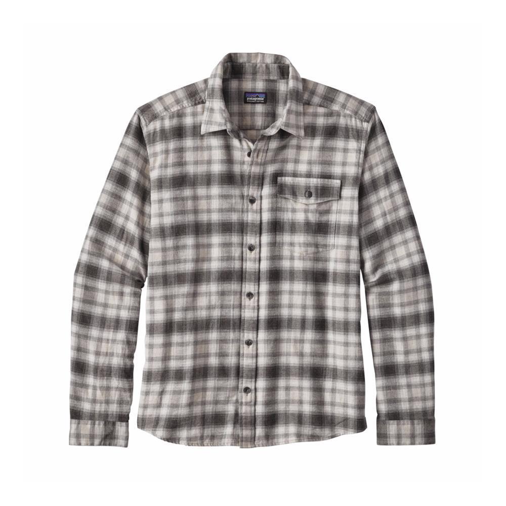 Patagonia Men's Lightweight Fjord Flannel Shirt RFTG_GREY