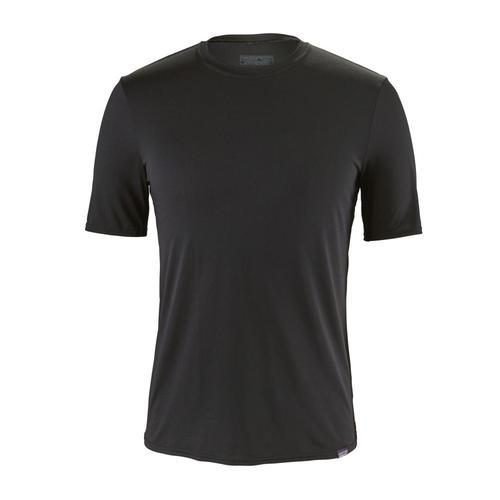 Patagonia Men's Capilene Daily T-Shirt Black_blk