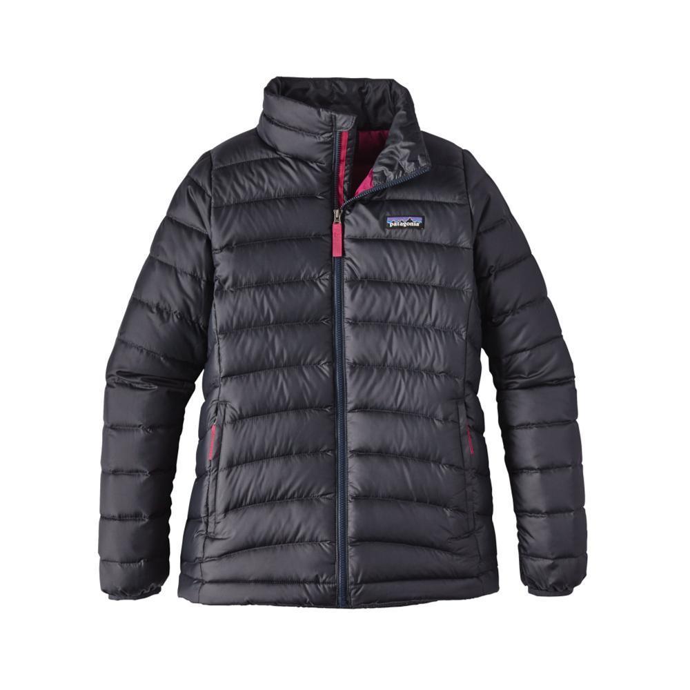 Patagonia Girls Down Sweater Jacket BLUESMDB