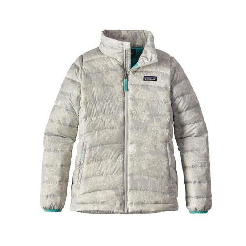Patagonia Girls Down Sweater Jacket GREYCUTG