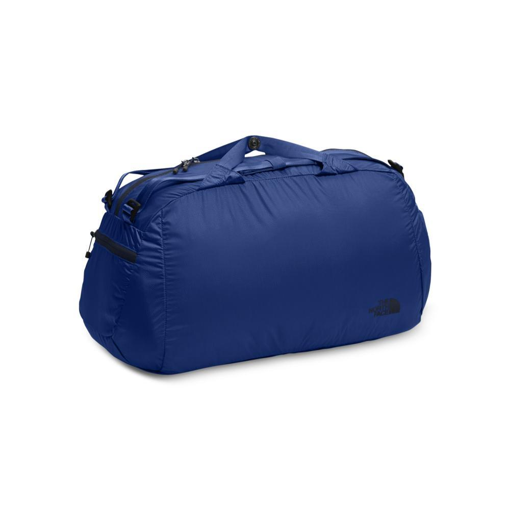 The North Face Flyweight Duffel BRTBLUE_1WB