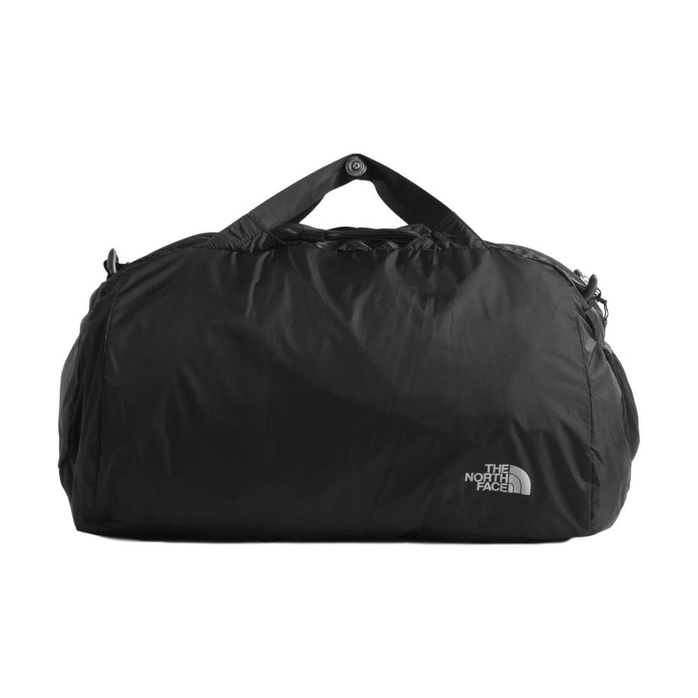 The North Face Flyweight Duffel TNFBLK.ASPHLTGRY_KT0