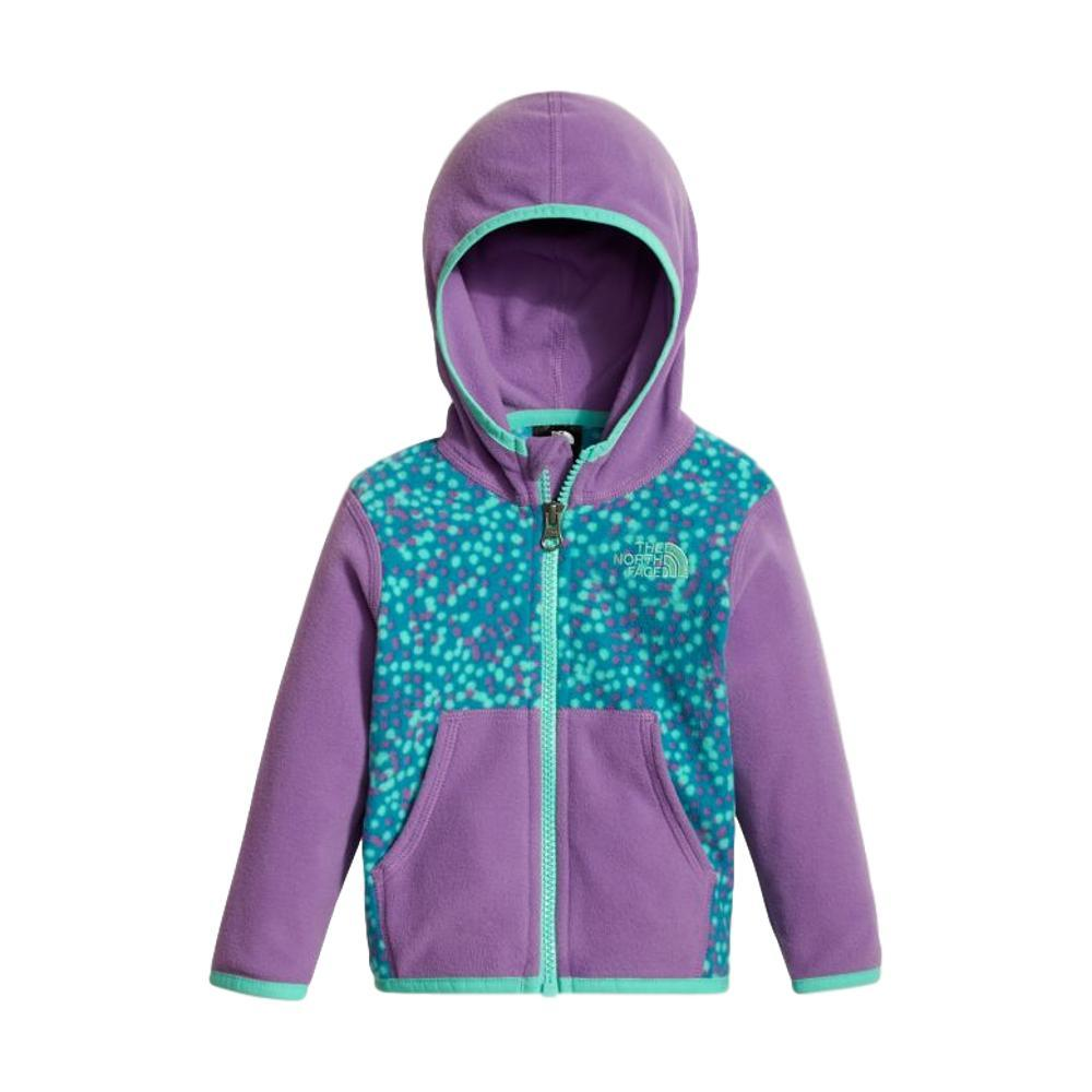 The North Face Infant Glacier Full Zip Hoodie BLUDOTVMF