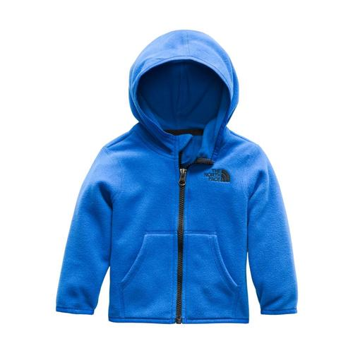 The North Face Infant Glacier Full Zip Hoodie Trkseablk_1su