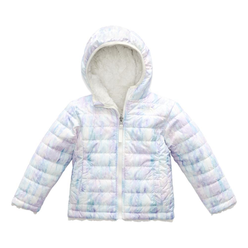 The North Face Toddler Girls Reversible Mossbud Swirl Jacket PINKSNOW_5MP