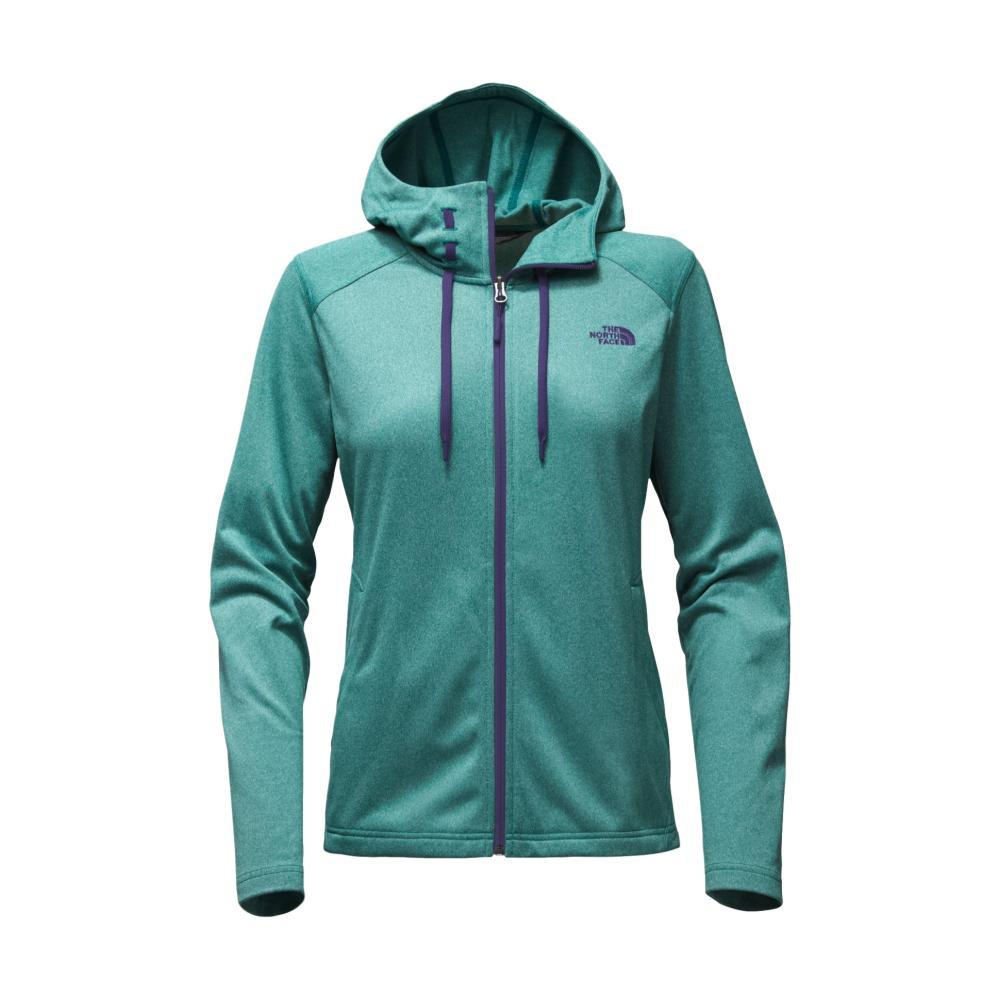 The North Face Women's Tech Mezzaluna Hoodie HARBLUE_RXQ
