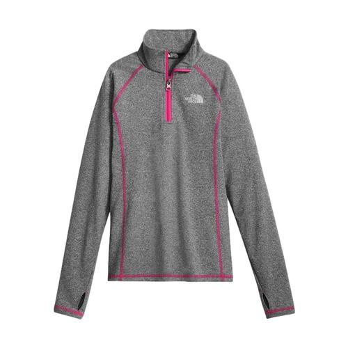 The North Face Girls Pulse 1/4 Zip
