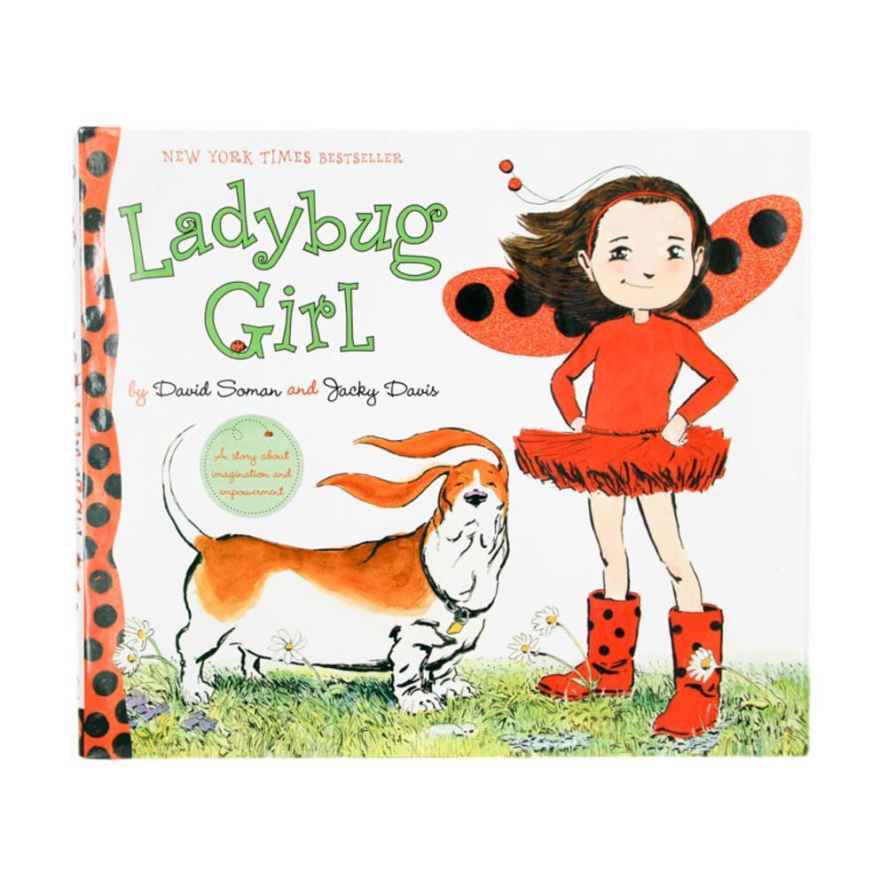 Ladybug Girl By David Soman And Jacky Davis