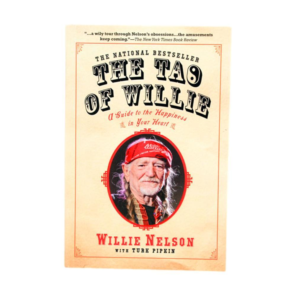 The Tao Of Willie By Willie Nelson And Turk Pipken