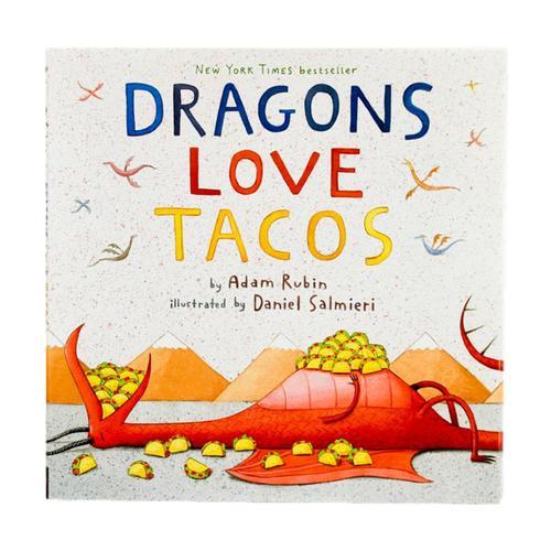 Dragons Love Tacos by Adam Rubin