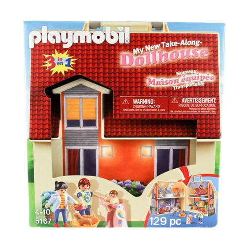 Playmobil Take Along Modern Modern Doll House