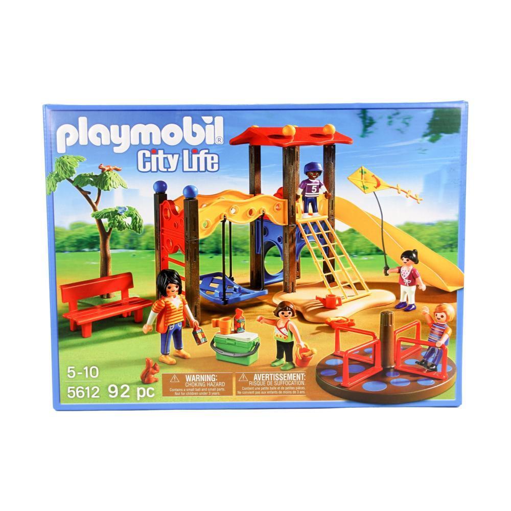 Playmobil Playground