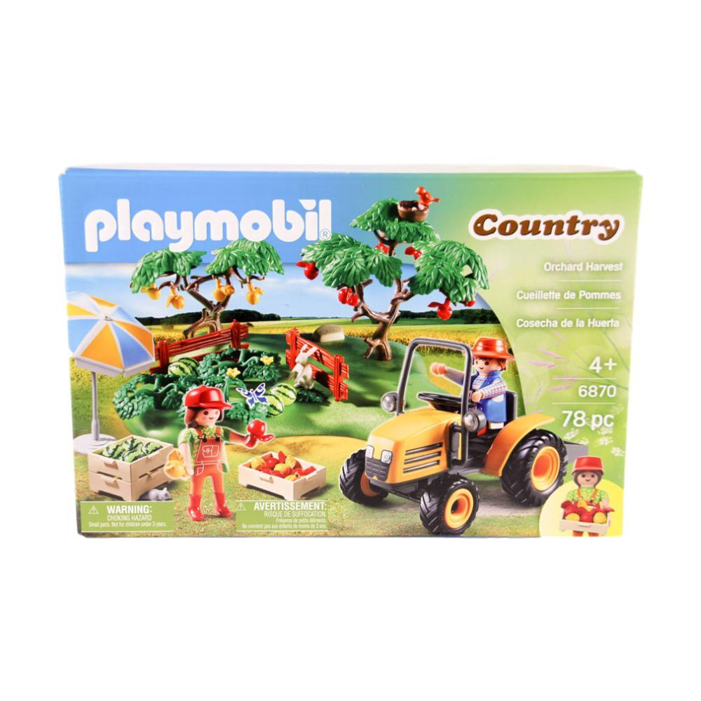 Playmobil Orchard Harvest Starter Set