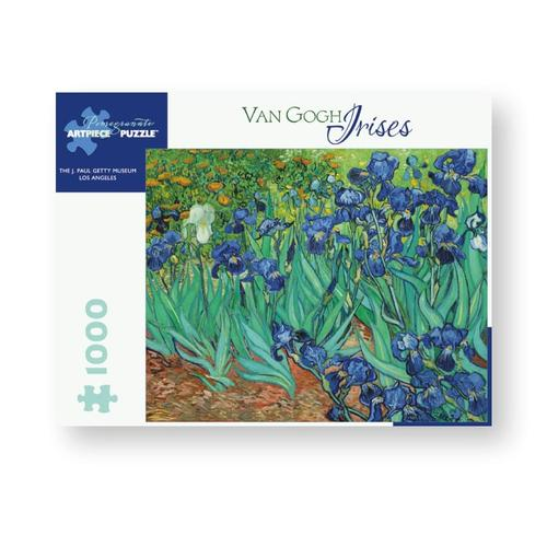 Pomegranate Vincent Van Gogh: Irises 1,000-Piece Jigsaw Puzzle