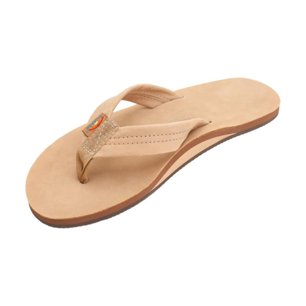 Rainbow Men's Single Layer Premier Leather Sandals SIERRAB