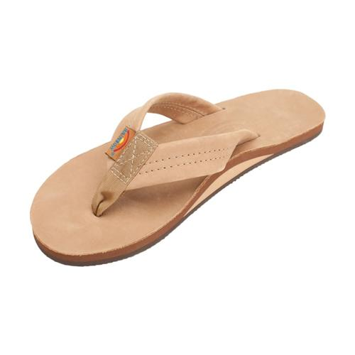 Rainbow Women's Single Layer Premier Leather Sandals
