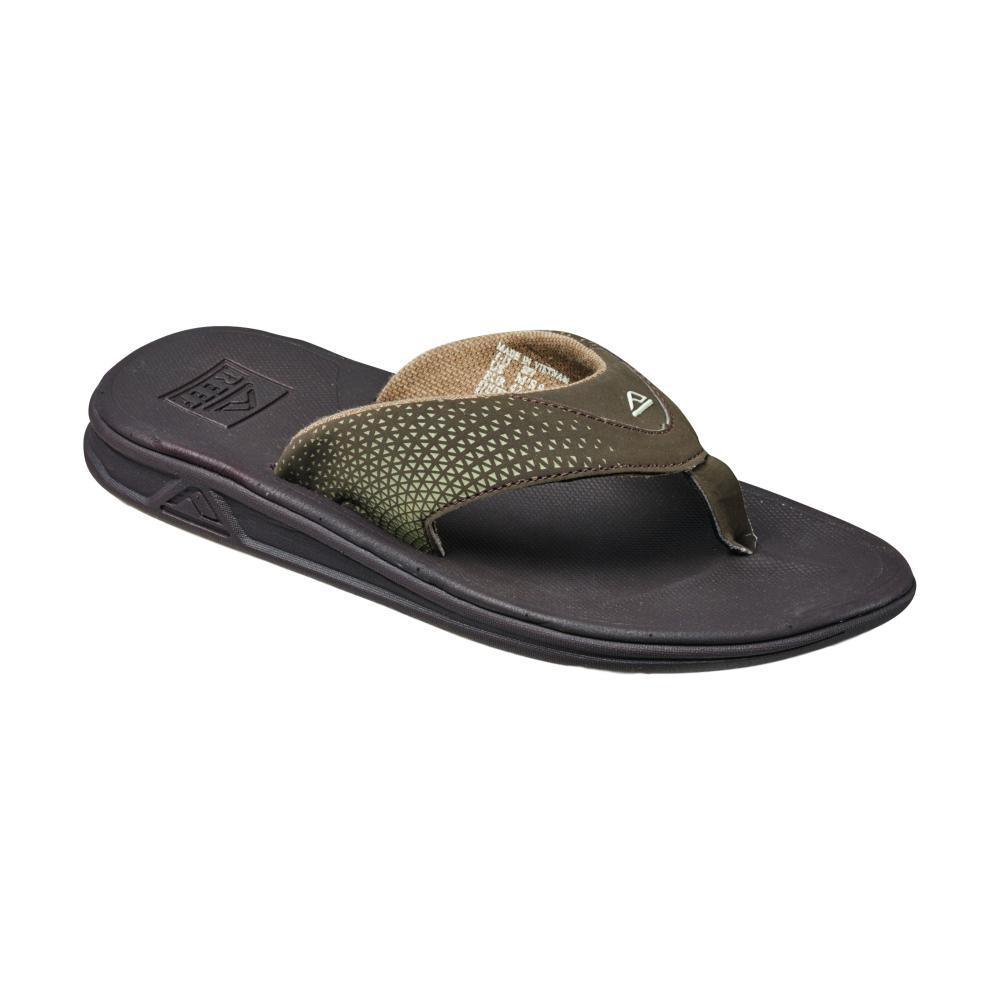 Reef Men's Rover Sandals BROWN