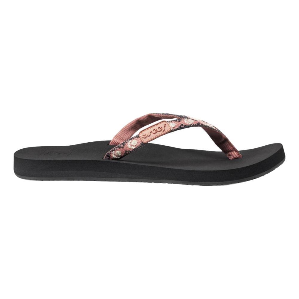 Reef Women's Ginger Sandals BLK.BLSH_KBS