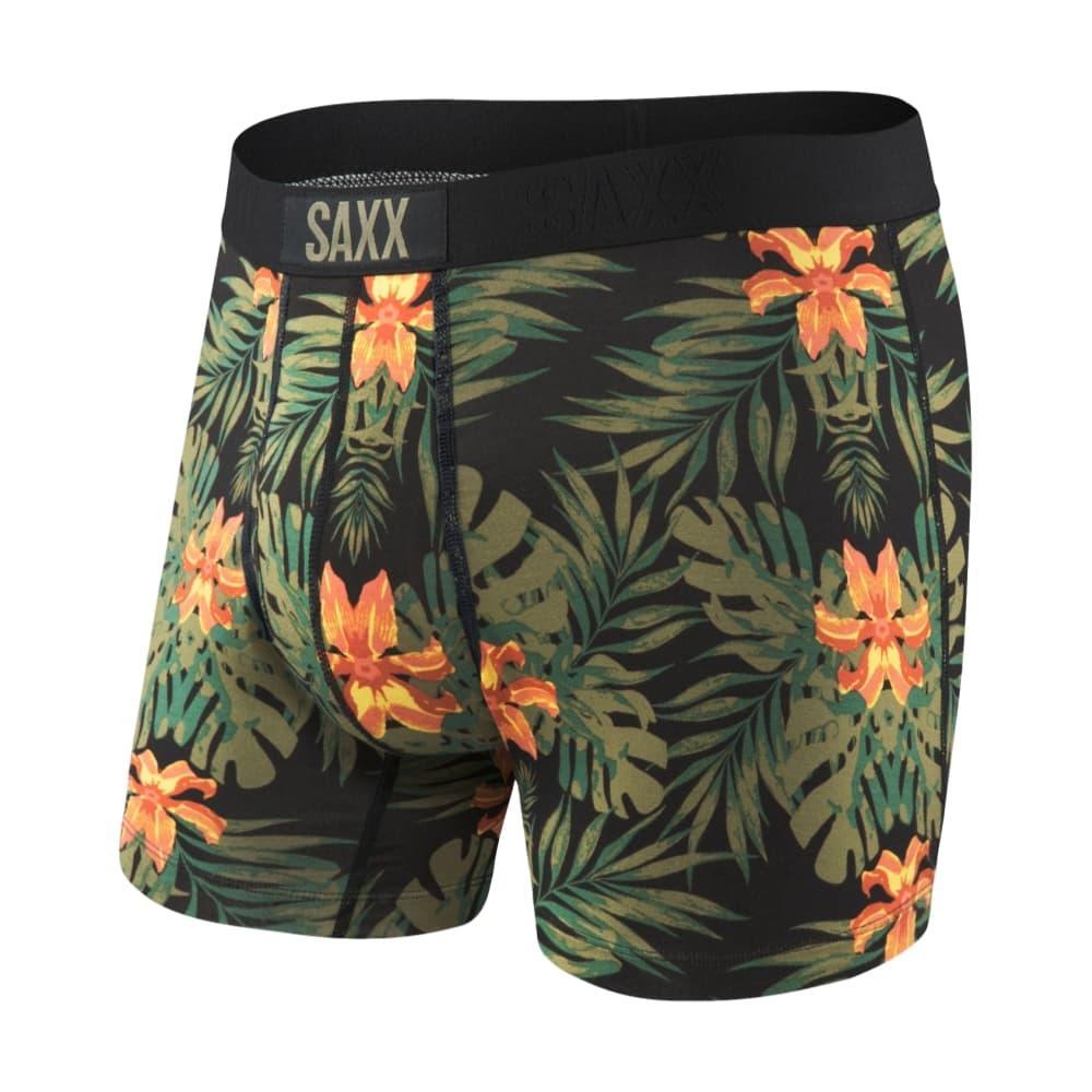 Saxx Men's Ultra Boxer Briefs FLORALFATIGE