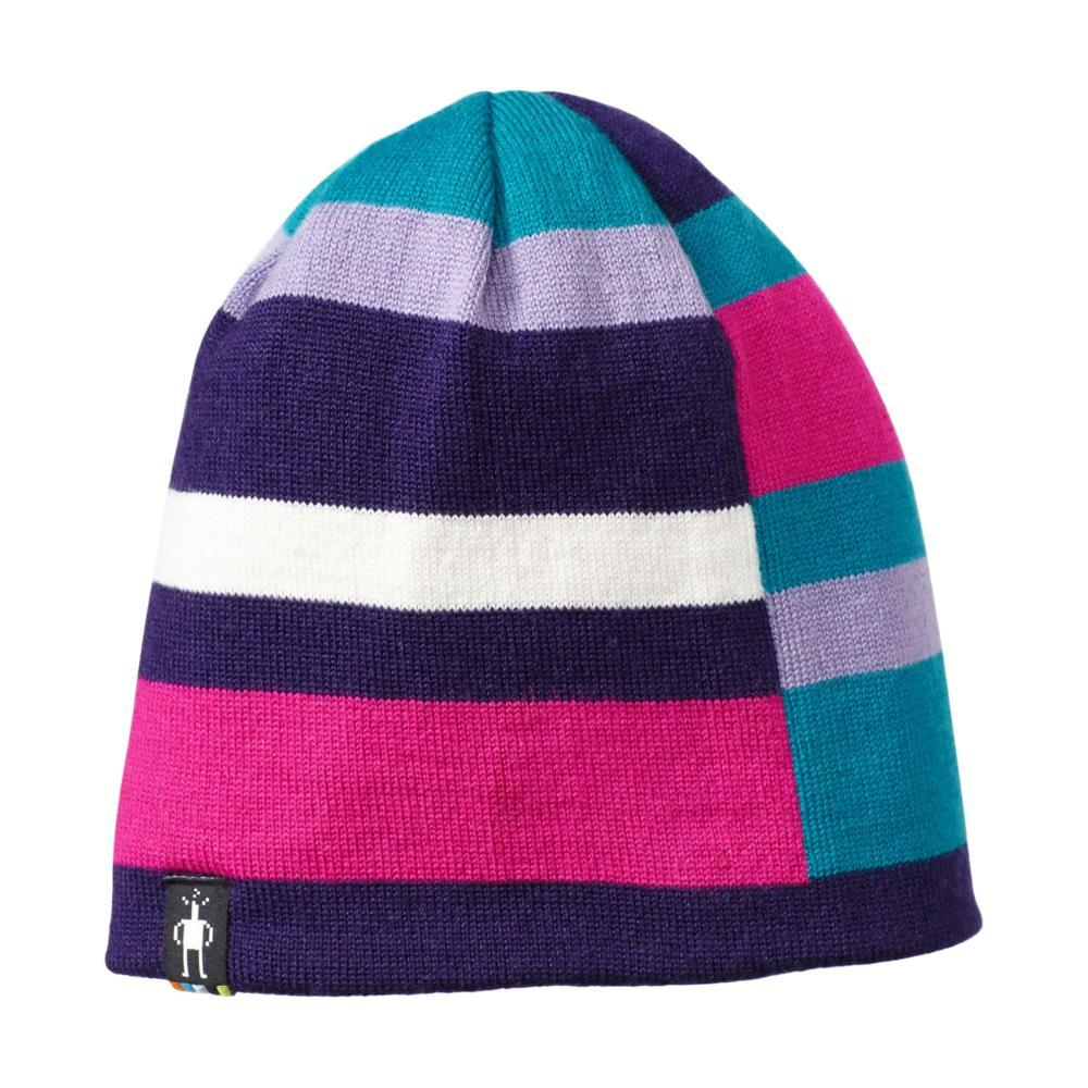 Smartwool Kids Wintersport Stripe Hat MNTPRPL591