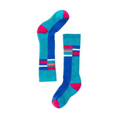 Smartwool Kids Wintersport Stripe Socks Capri_810