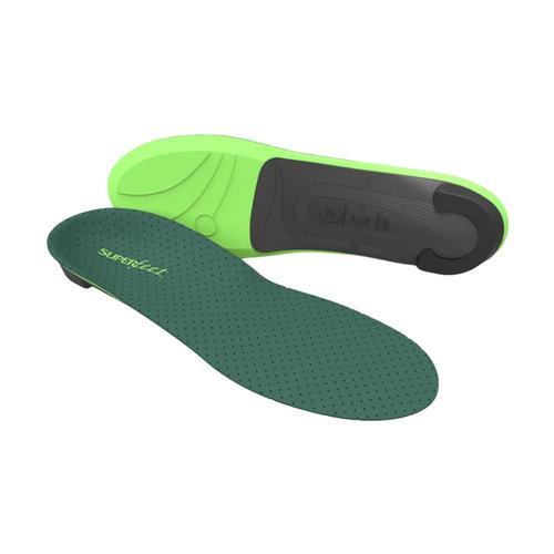 Superfeet Go Premium Pain Relief Full Length Insoles .