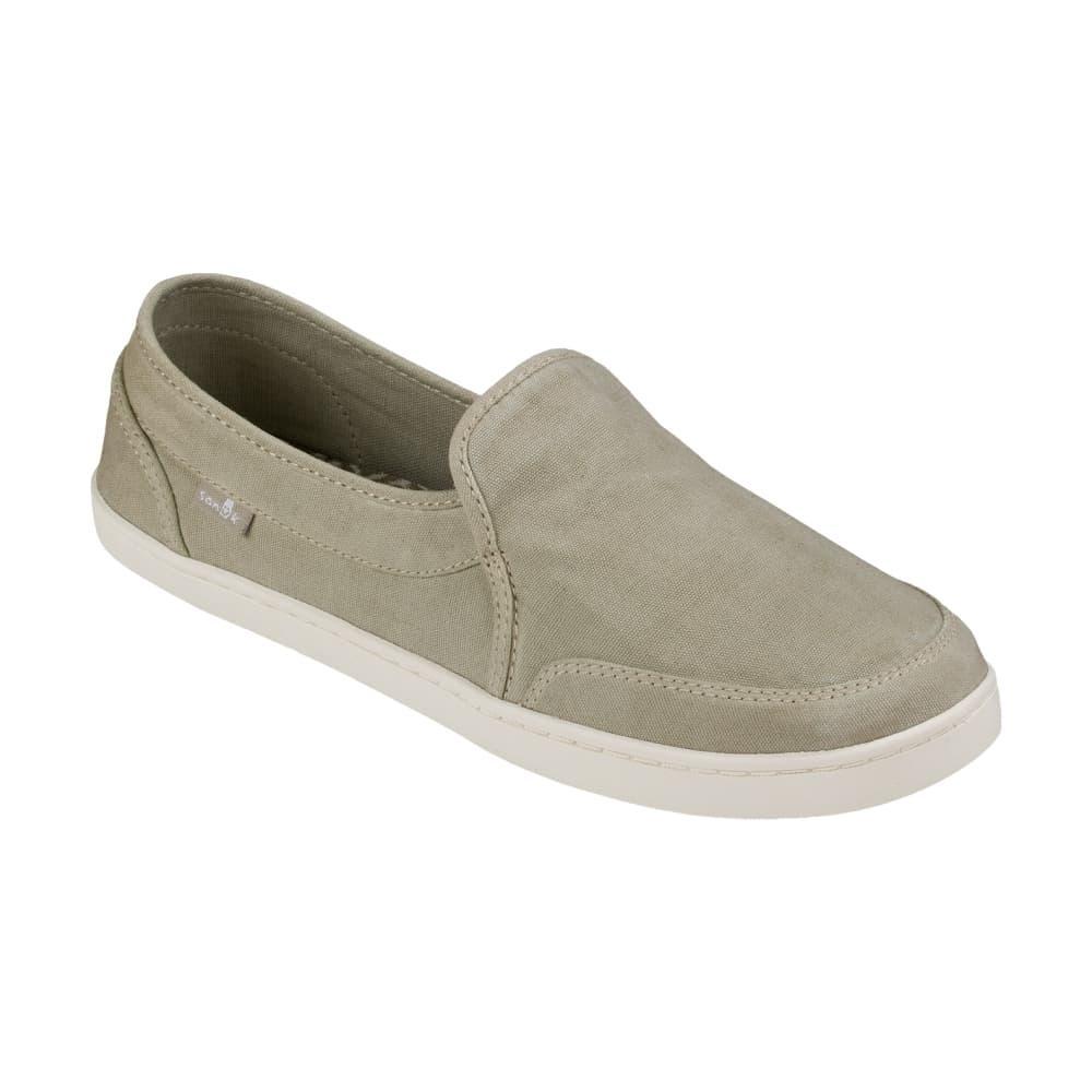 Sanuk Women's Pair O Dice Shoes NATURAL