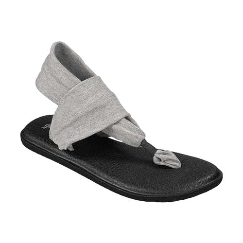 Sanuk Women's Yoga Sling 2 Sandals GREY