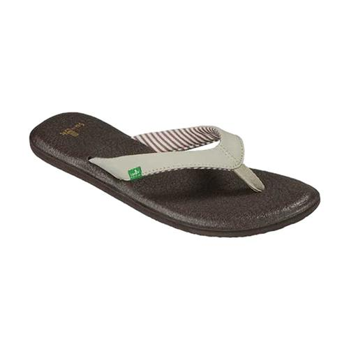 Sanuk Women's Yoga Chakra Sandals LTNATURAL