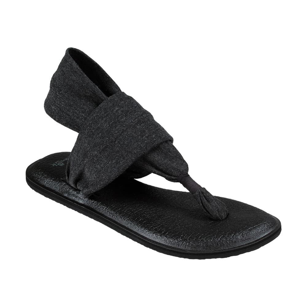 Sanuk Women's Yoga Sling 2 Sandals BLACK