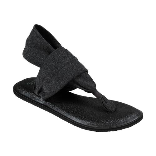 Sanuk Women's Yoga Sling 2 Sandals BLACK