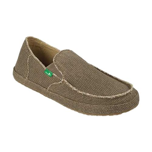 Sanuk Men's Rounder Shoes BROWN